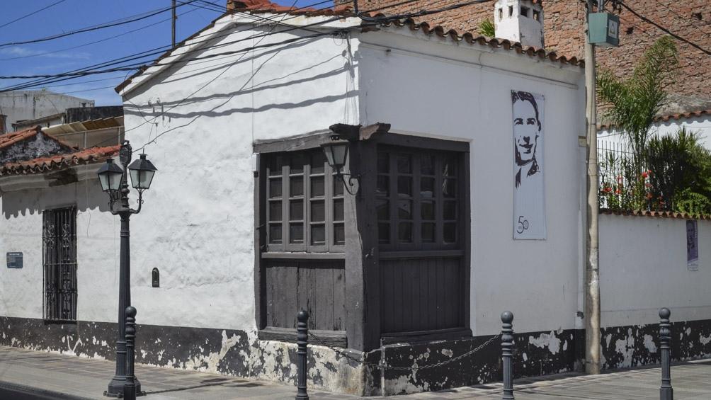 Museo folclorico Pajarito Velarde, en Salta.