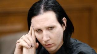 Marilyn Manson se defendió de las acusaciones, pero lo echaron de su discográfica