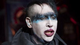 Una expareja de Marilyn Manson denunció al cantante por abuso sexual y psicológico