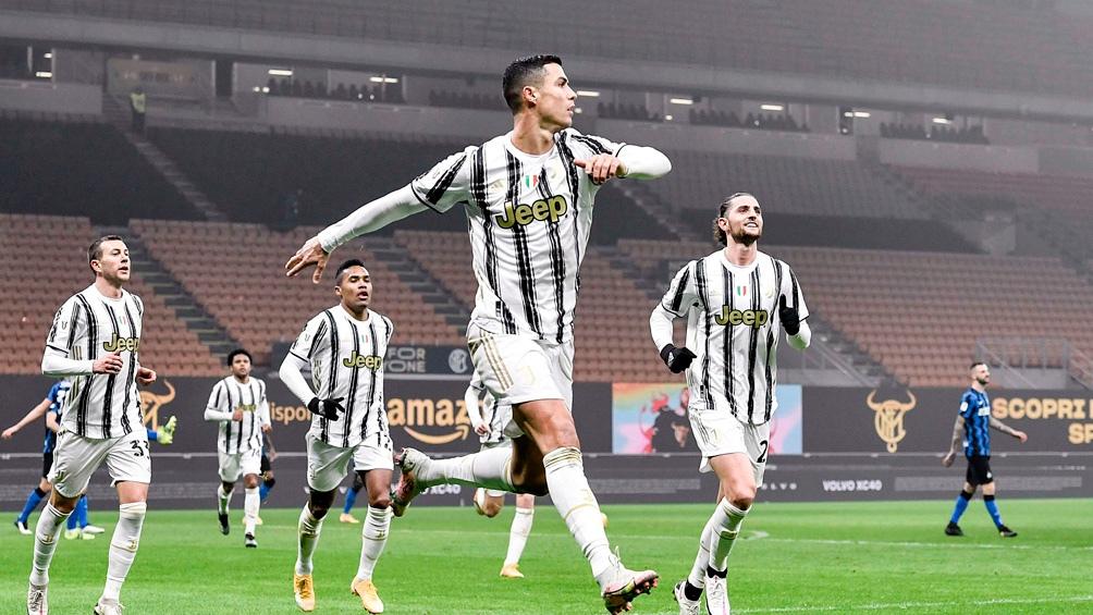 Cristiano Ronaldo, disponible en el equipo dirigido por Andrea Pirlo
