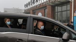 Wuhan: la OMS visita el laboratorio donde algunas teorías ubican el origen del coronavirus