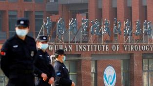 """Según la OMS, la teoría de una fuga del coronavirus desde un laboratorio chino es """"poco creíble"""""""