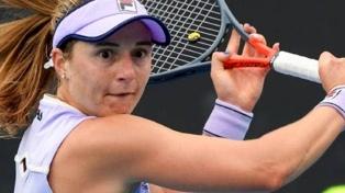 """La """"Peque"""" Podoroska quedó eliminada del Yarra Valley Classic de Melbourne"""