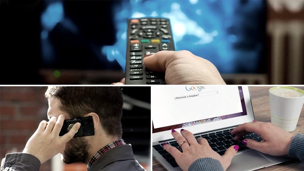 Los usuarios de Telefónica y Claro con la facturación de marzo van a recibir el reintegro de lo que les cobraron por encima de lo autorizado en enero y febrero