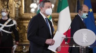 Draghi suma nuevos apoyos para su Gobierno, pero partidos claves mantienen la reserva