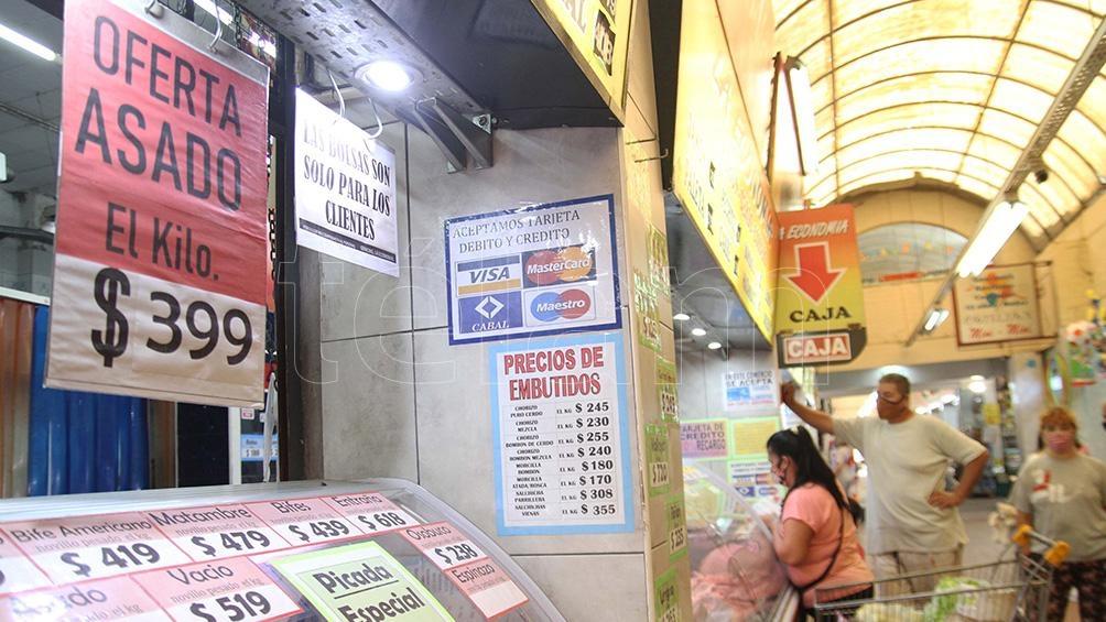 En el caso de los supermercados, estos ocho cortes se suman a los dos cortes incluidos en Precios Cuidados.