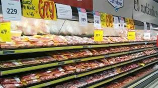 Carnes a precios rebajados: 700.000 kilos vendidos y el asado de tira, el preferido en su debut