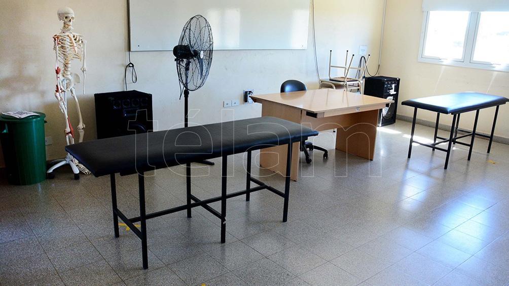 """Ercoli: """"Podemos llegar a solicitar a algunas cátedras a habilitar laboratorios para que los alumnos hagan prácticas por turnos"""""""