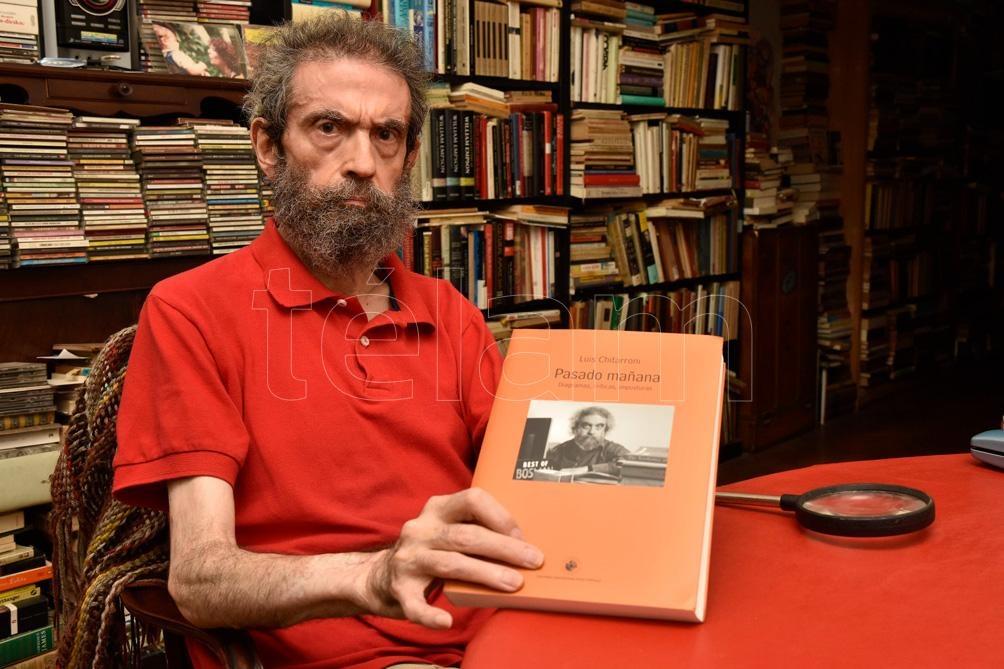 Luis Chitarroni recorre su producción a lo largo de 30 años.