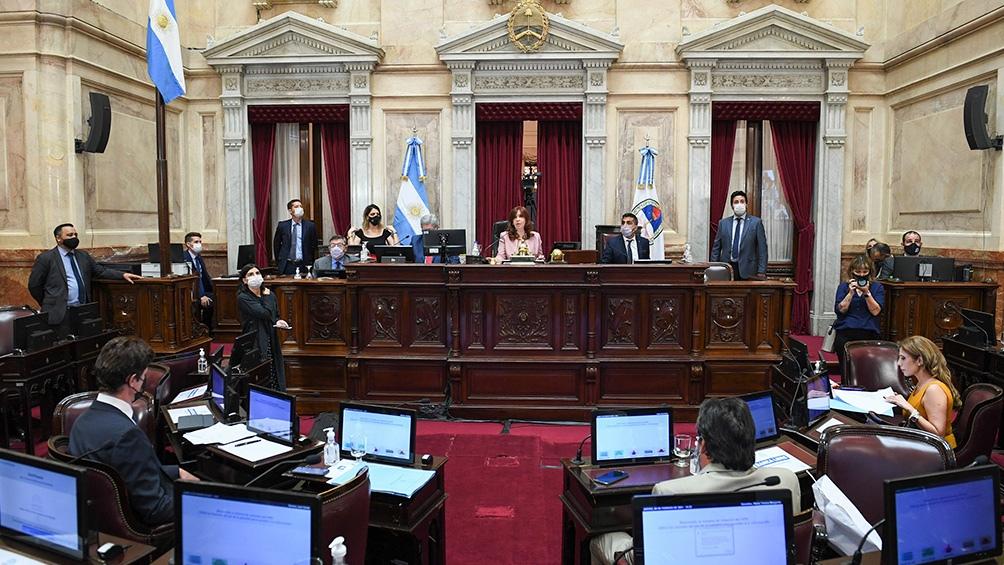 El Senado tendrá el próximo miércoles la sesión preparatoria para renovar autoridades