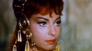 """A los 89 años falleció la actriz israelí Haya Harareet, estrella de """"Ben Hur"""""""