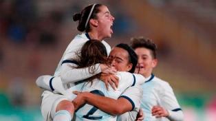 El técnico de Argentina dio la lista para la She Believes Cup