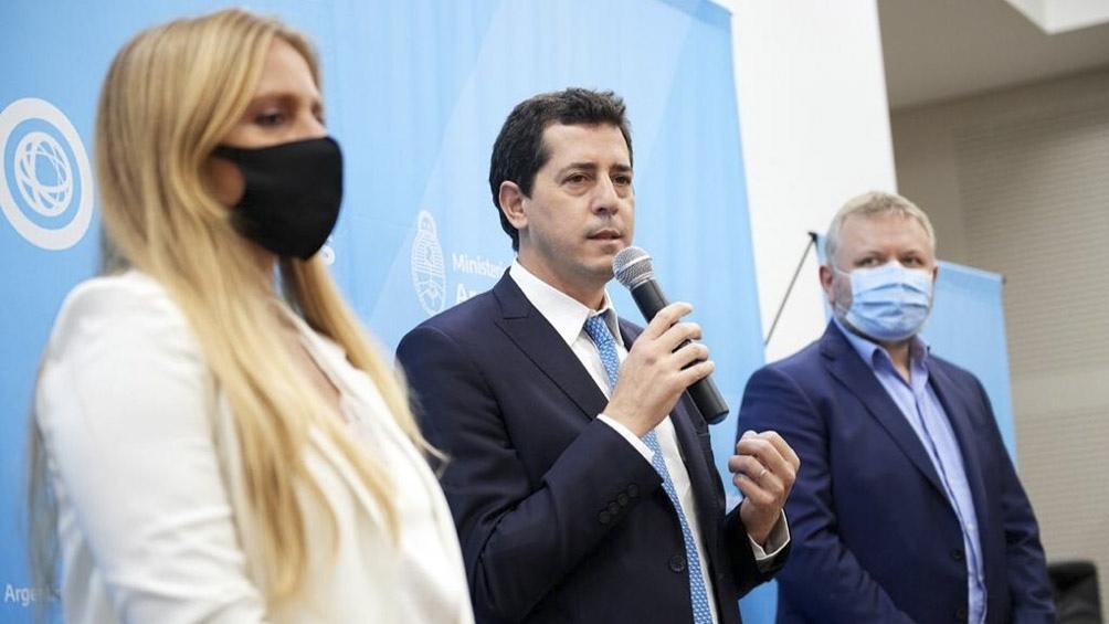 El encuentro fue celebrado en la sede central de la DNM, en la Ciudad de Buenos Aires.