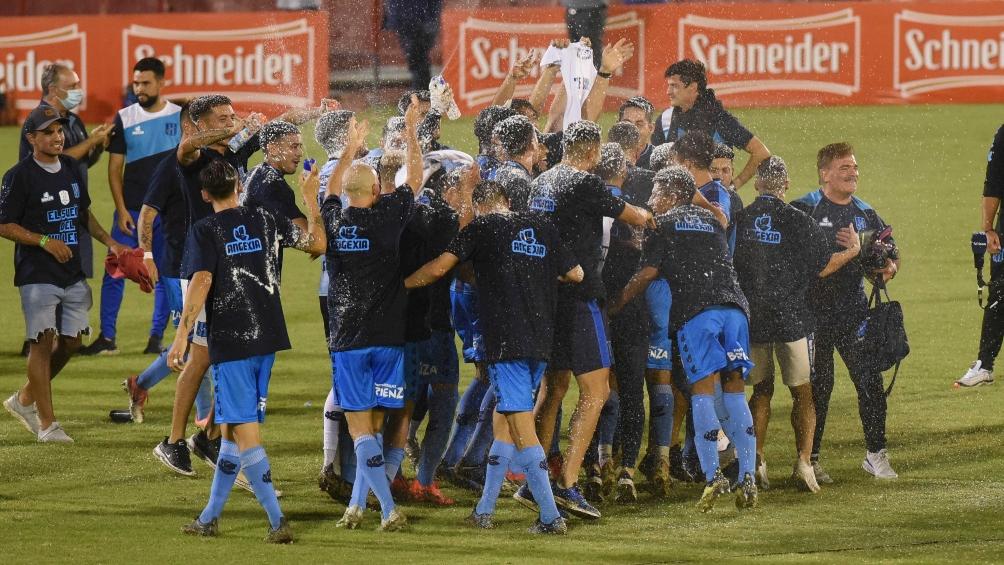 San Telmo venció a Deportivo Madryn por penales y ascendió a la Primera Nacional
