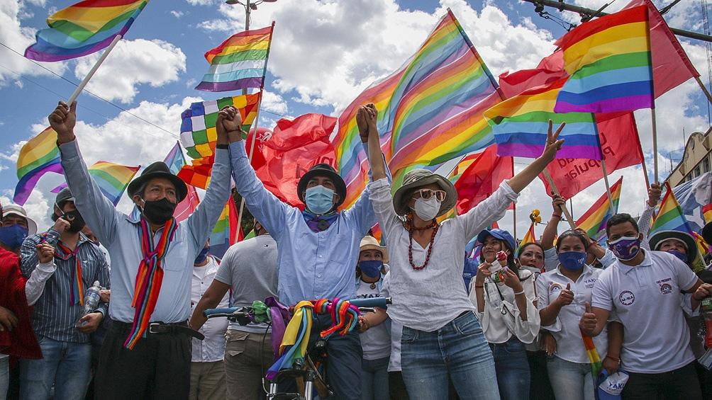 El movimiento indigenista Pachakutik deYaku Pérez es el de mayor capacidad de movilización en el país