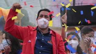 Andrés Arauz, la joven esperanza del correismo para volver al poder