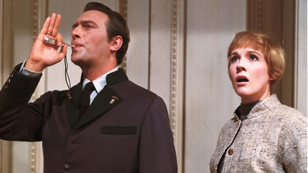 """El actor es recordado por su papel del capitán Von Trapp en """"La novicia rebelde"""", con Julie Andrews."""