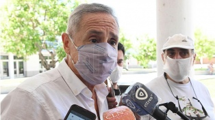 """El gobierno de Santa Fe afirma que Sain fue víctima de una """"operación berreta"""""""