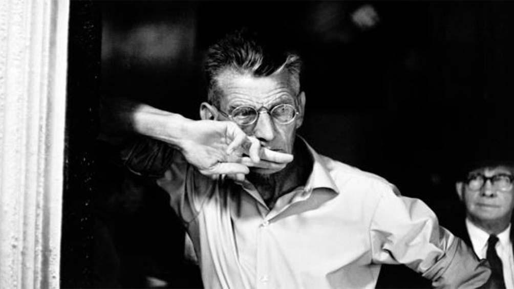 En 1938, Beckett vive un suceso que tiene los elementos de absurdo, comedia negra y fatalismo que cruzan sus mejores obras, y termina internado.