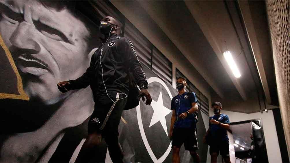 """El """"Fogao"""" descendió a la Segunda División (Foto: @Botafogo)"""