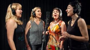 Flores Negras brota en clave internacional cantando �Libertango�