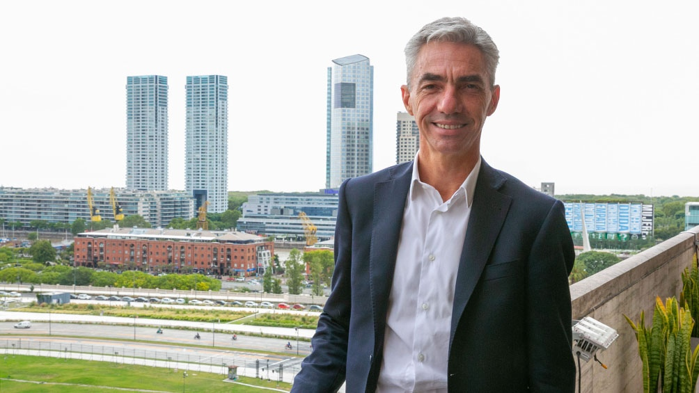 Mario Meoni, ministro de Transporte.