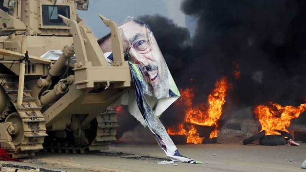 El aumento es resultado de la escalada en la confrontación con las fuerzas de seguridad y las milicias que las apoyan.