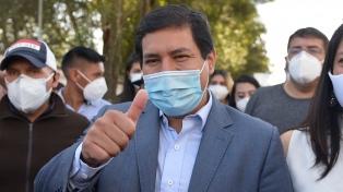 Ya votaron los principales candidatos a la presidencia ecuatoriana