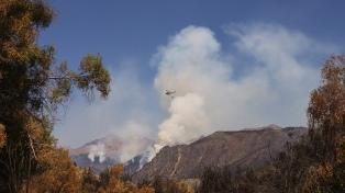 La Comisión de Emergencia analizó situación en cuatro provincias por incendios y eventos climáticos