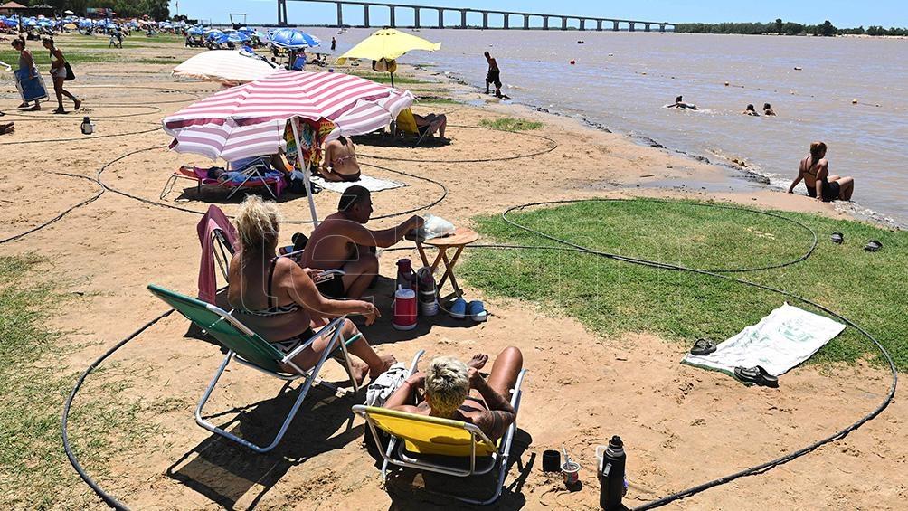 Se espera que el caudal del río en Rosario llegue a los 2,9 metros