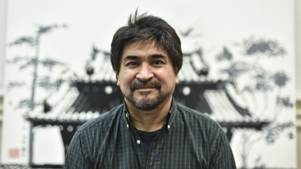 Ng, el escritor periodista