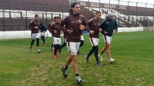 Platense volvió a los entrenamientos de cara a su debut en la Liga Profesional