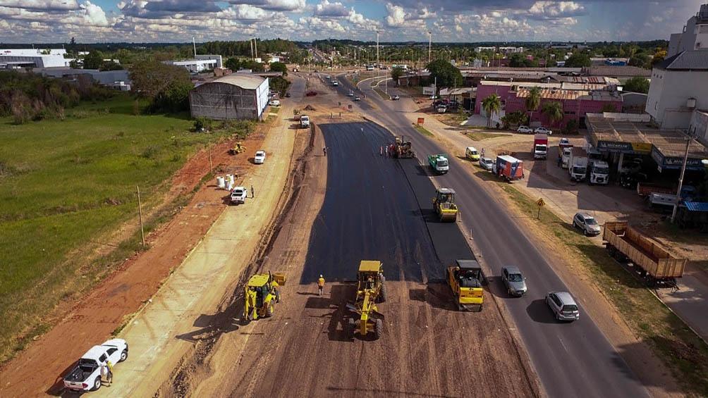 Gracias a la reactivación de las obras públicas, en la actualidad hay más de 1.000 obras en ejecución.