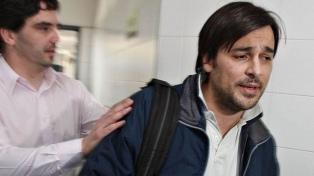 Dictaron la prisión preventiva al marido de Carolina Píparo y continuará detenido