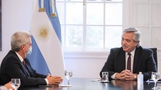"""Alberto Fernández: """"El desarrollo de las empresas es el desarrollo del país"""""""