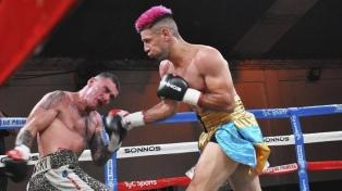 Detienen al boxeador Lucas Bastida acusado de abuso sexual