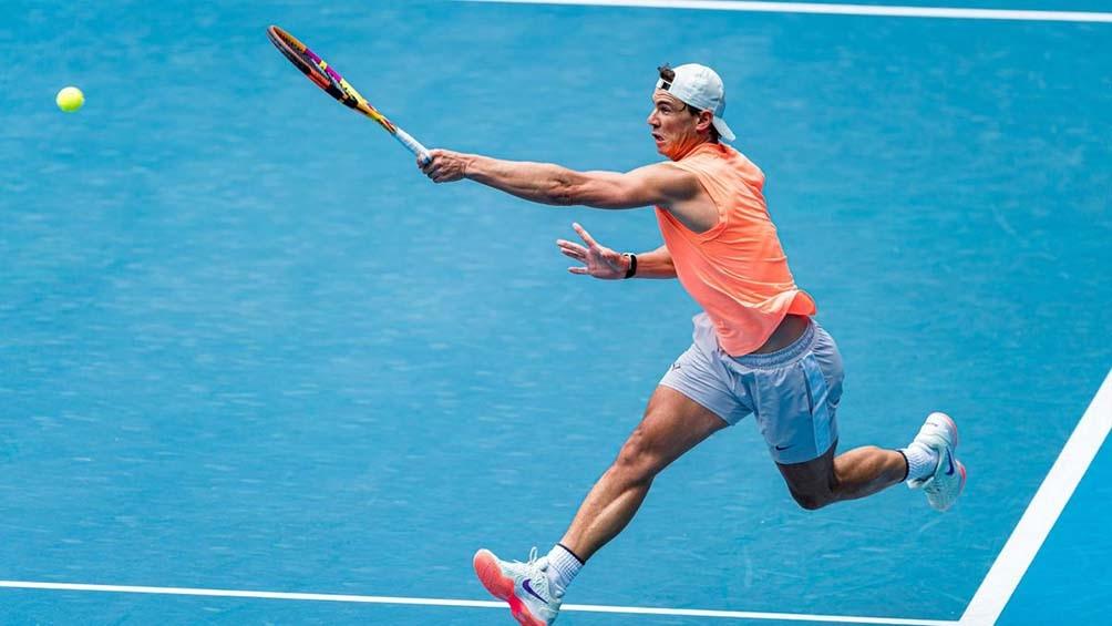 Rafael Nadal se impuso sin pasar sobresaltos sobre el serbio Laslo Djere por 6-3, 6-4 y 6-1.