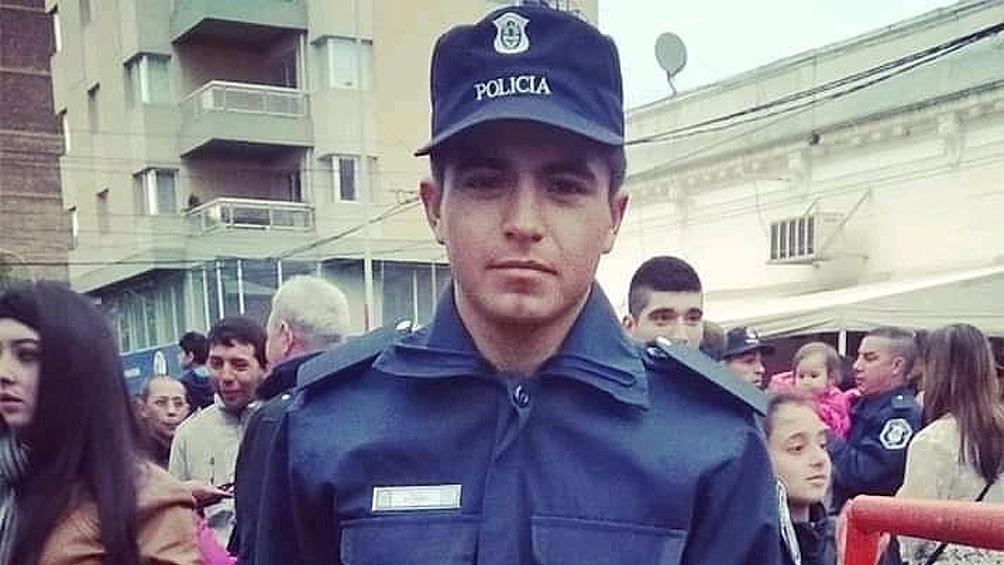 El acusado, Matías Ezequiel Martínez (25), se encuentra internado y entubado en un hospital de la zona de Rojas.
