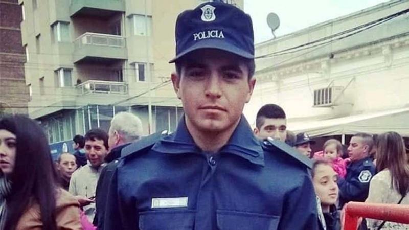 Hubo varias denuncias de Úrsula contra el policía Martínez antes del femicidio