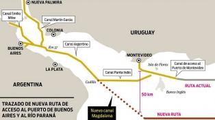 ¿Por dónde salen nuestras exportaciones? Punta Indio vs. Magdalena