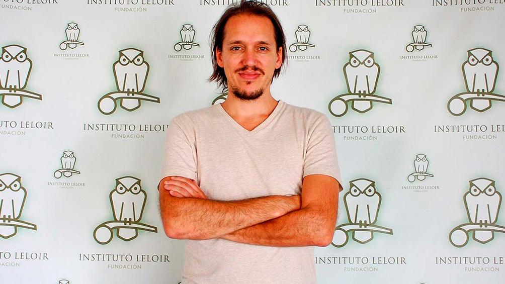 Emilio Kropff, físico y neurocientífico argentino, es investigador del Conicet en el Instituto Leloir.