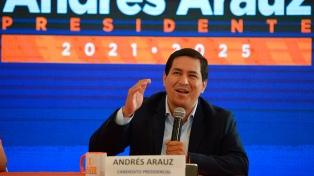 Ecuador: continúa sin resolverse quién será el contrincante de Andrés Arauz en el balotaje