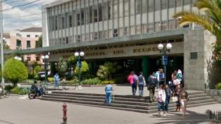 Arauz pide a la Asamblea que rechace la privatización del Banco Central impulsada por Moreno