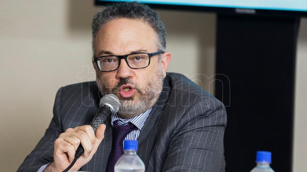 """El ministro de Desarrollo productivo, Matías Kulfas, indicó que el régimen """"genera un marco de mayor previsibilidad""""."""
