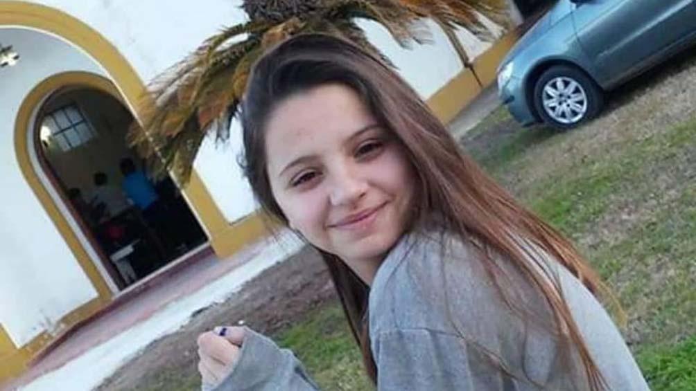 Úrsula fue hallada el lunes 8 de febrero asesinada a puñaladas
