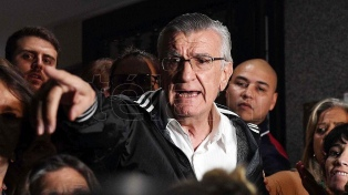 """José Luis Gioja: """"El Presidente y la Vicepresidenta están convocando a ganar la calle"""""""