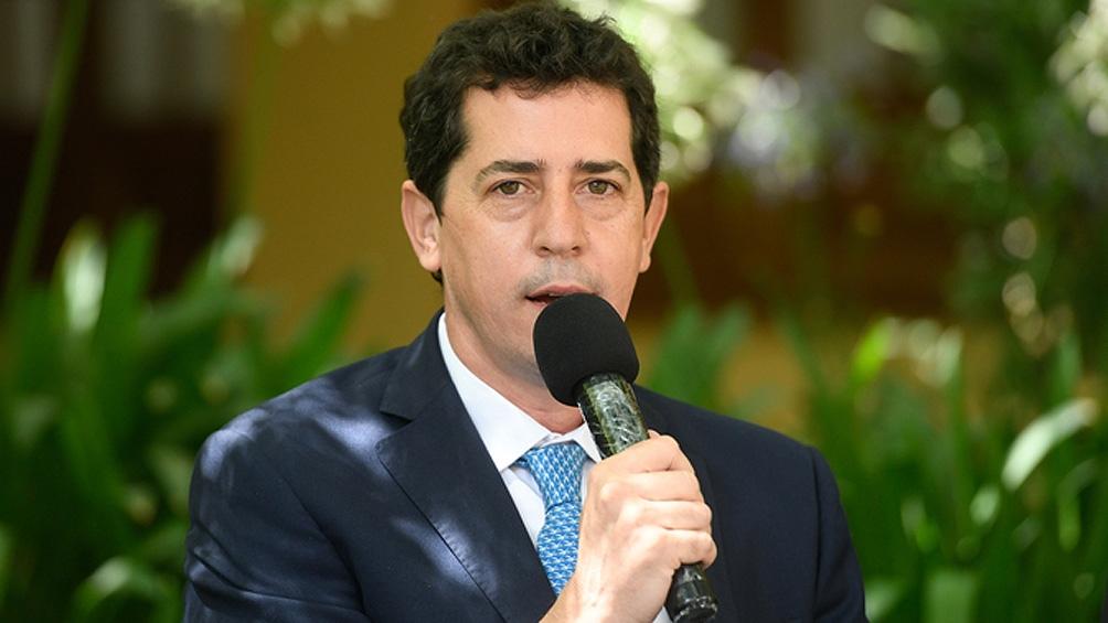 De Pedro coincidió con el Presidente en sus críticas al Poder Judicial.