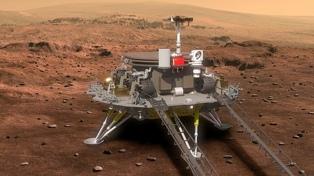 Ya hay tres nombres seleccionados para el rover que China envió a Marte
