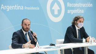 Argentina está se recuperando mais rápido que outros países, afirma Ministro da Economia