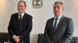 Argentina acordó con Israel la continuidad del proyecto de modernización de 74 tanques del Ejército